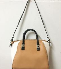 Usnjena torbica ZARA