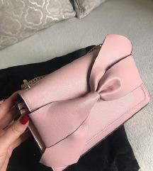 DUNE roza torbica