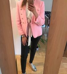 ZARA roza blazer