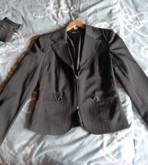 Črn blazer, suknjič, sako