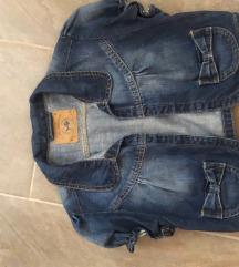 Jeans jakna  S/M