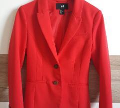Kvaliteten suknjič, jakna, H&M, 34