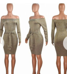 ZNIŽANA oblekica tunika