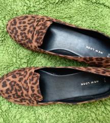 Čevlji z leopardjim vzorcem 42 - 43