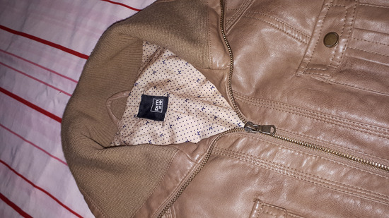 Rjava jakna