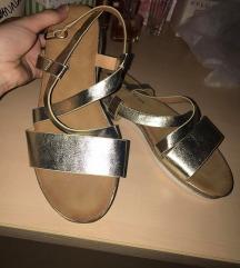 Zlati sandali