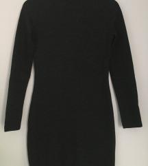 Siva Zara tunika/obleka