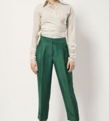 Zniž. Massimo Dutti lanene hlače