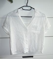 NOVA krajša srajca H&M, vel. S