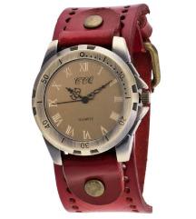 Usnjena kvalitetna ročna ura
