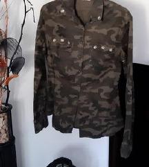 Vojaška srajca M L