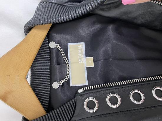 Michael Kors usnjena jakna