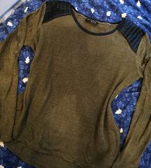 Zara majcka/pulover xs