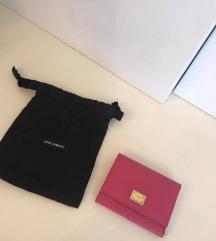 Dolce Gabbana denarnica - mpc 270 evrov