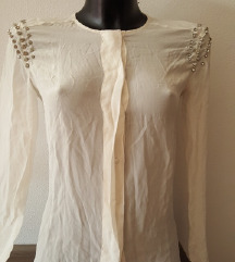 Srajca iz svile Zara S