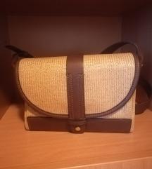 Zara manjša poletna torbica