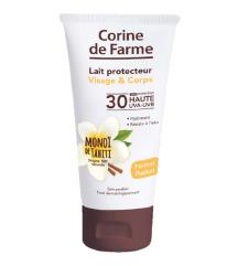 Corine de Farme Zaščitno mleko za obraz in telo