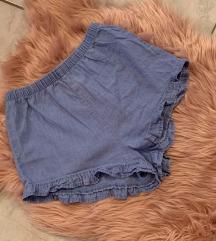 Jeans kratke hlače//REZ..