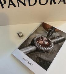 Pandora original obesek želvica