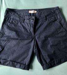 Temno modre kratke hlače