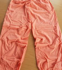 hlače harlemske oranžne