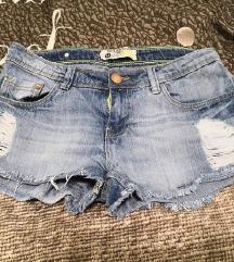 Kavbojske kratke hlače