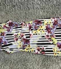 Rožnata obleka