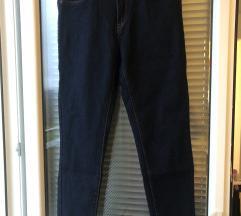 Temno modre jeans hlače