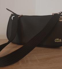 torbica ORIGINAL LACOSTE! 2x nošena, brez praske