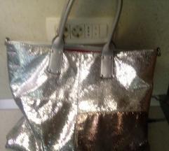 Velika svetlikajoca torba