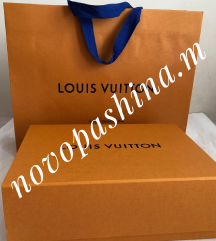 Louis Vuitton box + vrečka
