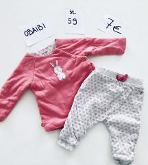 Oblačila za punčko OBAIBI št. 53 - 59