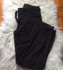 Flis pižama/spodnji del