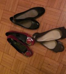čevlji usnjeni št.36