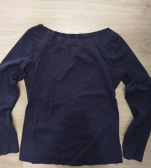 Temno modra majica