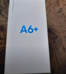 Samsung a6 plus gold kot nov