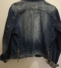Jeans jakna vel .40-42