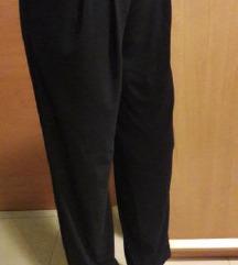 hlače črne S M