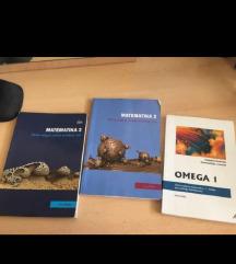 matematika 2, mat 3 in omega 1