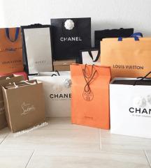 KUPIM designerske shopping vrečke