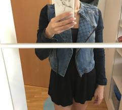 Jeans jakna št. S
