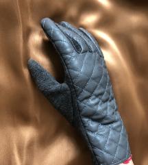 Nove sive podložene rokavice