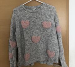 pulover bershka M