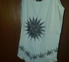 Poletna majica brez rokavov