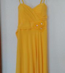 Rumena obleka