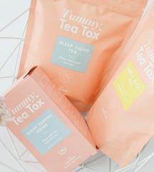 Tummy tea tox