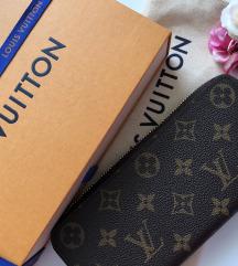 Louis Vuitton denarnica Clemence - ORIGINAL