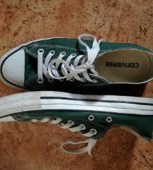 Converse all star - zelena