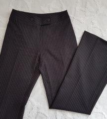 Retro poslovne hlače