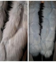 ZNIŽAN IZ 35€ / nov ovratnik faux fur